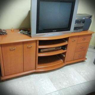 TV Console - House Moving Sale