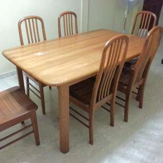 Dining Table Only - House Moving Sale