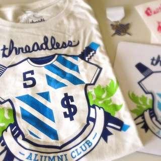 Threadless Alumni Kit