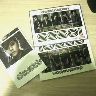 Ss501 Destination Album