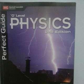 O level physics guide book