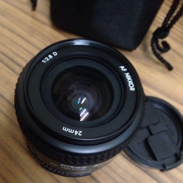Nikkor AF-D 24mm F2.8