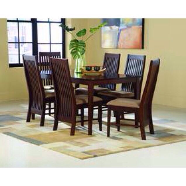 Teak Dining Table Chairs 150 X150 Furniture Singapore Low Price