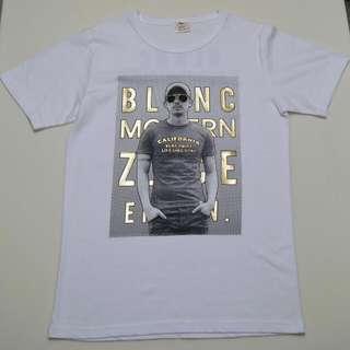 White T-Shirt (from Korea)