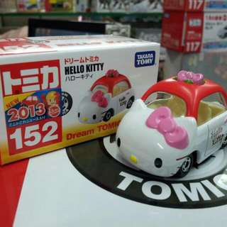 Tomica Hello Kitty Car