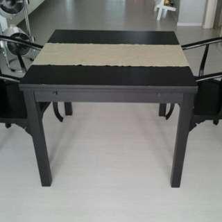 IKEA Bjürsta Extendable Dining Table