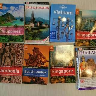 South East Asia Travel Guides