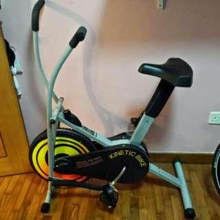 Kinetic Exercising Bike