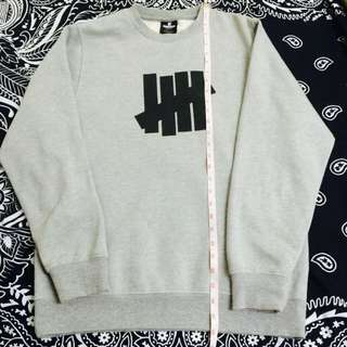 Undefeated Pull Over