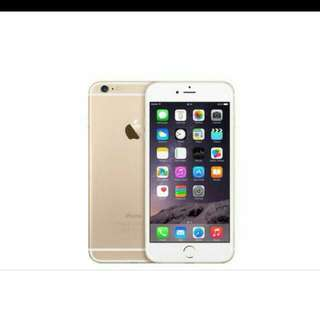 Iphone 6+ Gold (16gb)