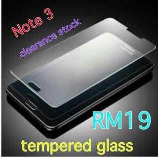 Rm19 Note 3 Tempered Glass