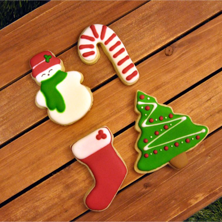 Homemade Christmas Cookies Bulletin Board Looking For On Carousell