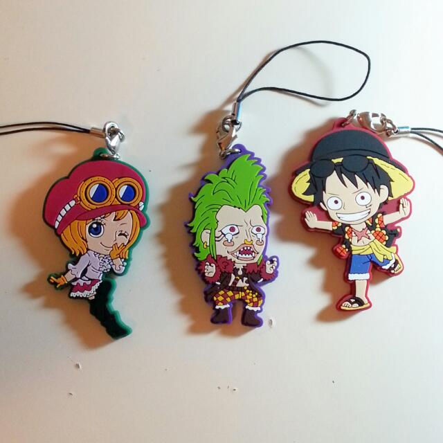 One Piece- Key Chain