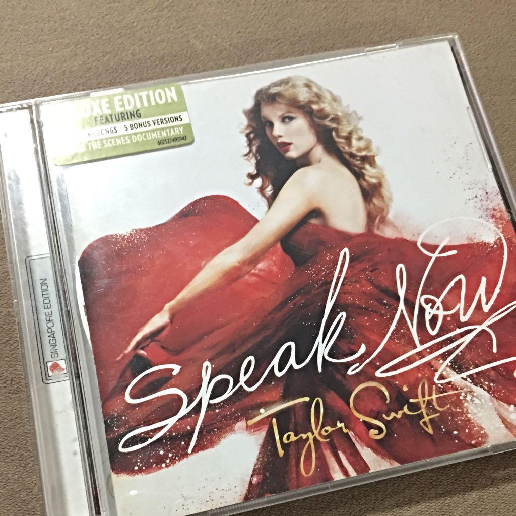 ユニーク Speak Now Album Cover - さんじゃのがめ