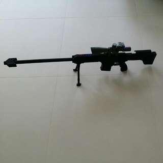 Super Long Electronic Sniper Rifle