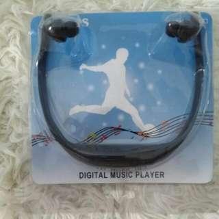 New Sports In Ear Style Ear  Phones , Wireless