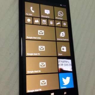 Nokia lumia 1520 handphone