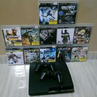 PS3 COMBO