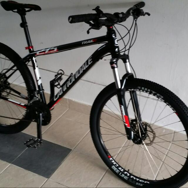 ea8de1cc50d Cannondale Trail 5 2015, Sports on Carousell