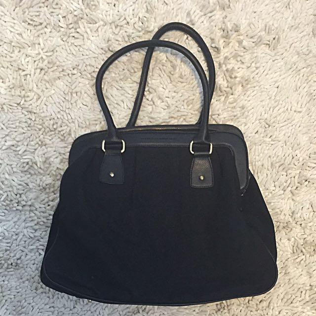FCUK Black Bag