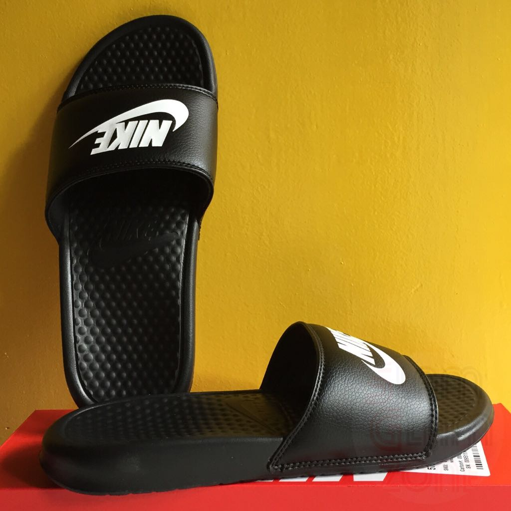 b8bcedefb PO  Nike Benassi JDI Slide - Men s