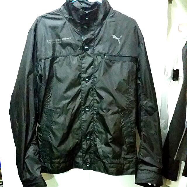 Puma Mercedes Amg Petronas F1 Team Jacket Sports On Carousell