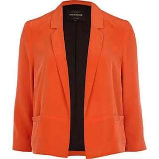 G200 Orange Blazer