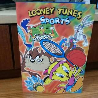 Looney Tunes Sport Collection Phone Card
