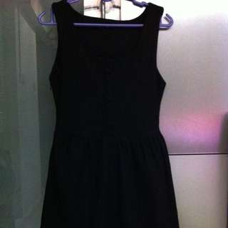 Office Dress (Small Size & Black Colour)
