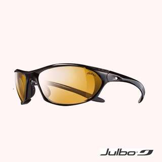 9f36b430007 BN 70% off Julbo Sunglasses Race Black Photochromic with Optical Clip option