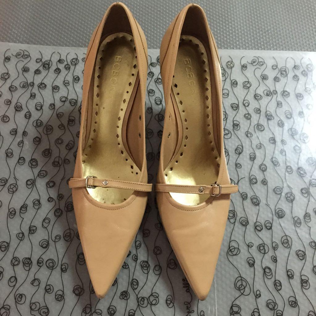CLEARANCE SALE: BCBGirls Stilleto Shoes (beige)