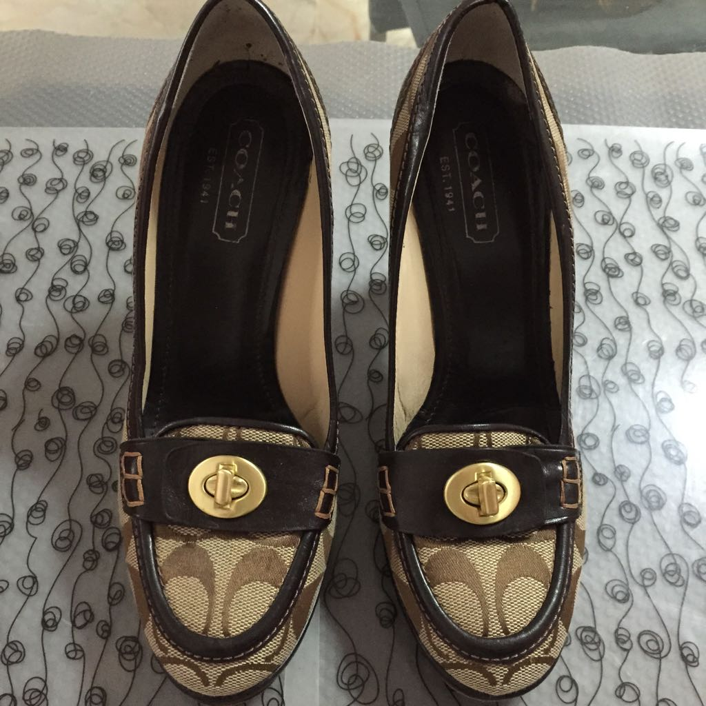 SALE/ CLEARANCE: Coach High- Heels Shoes #shoes #coach
