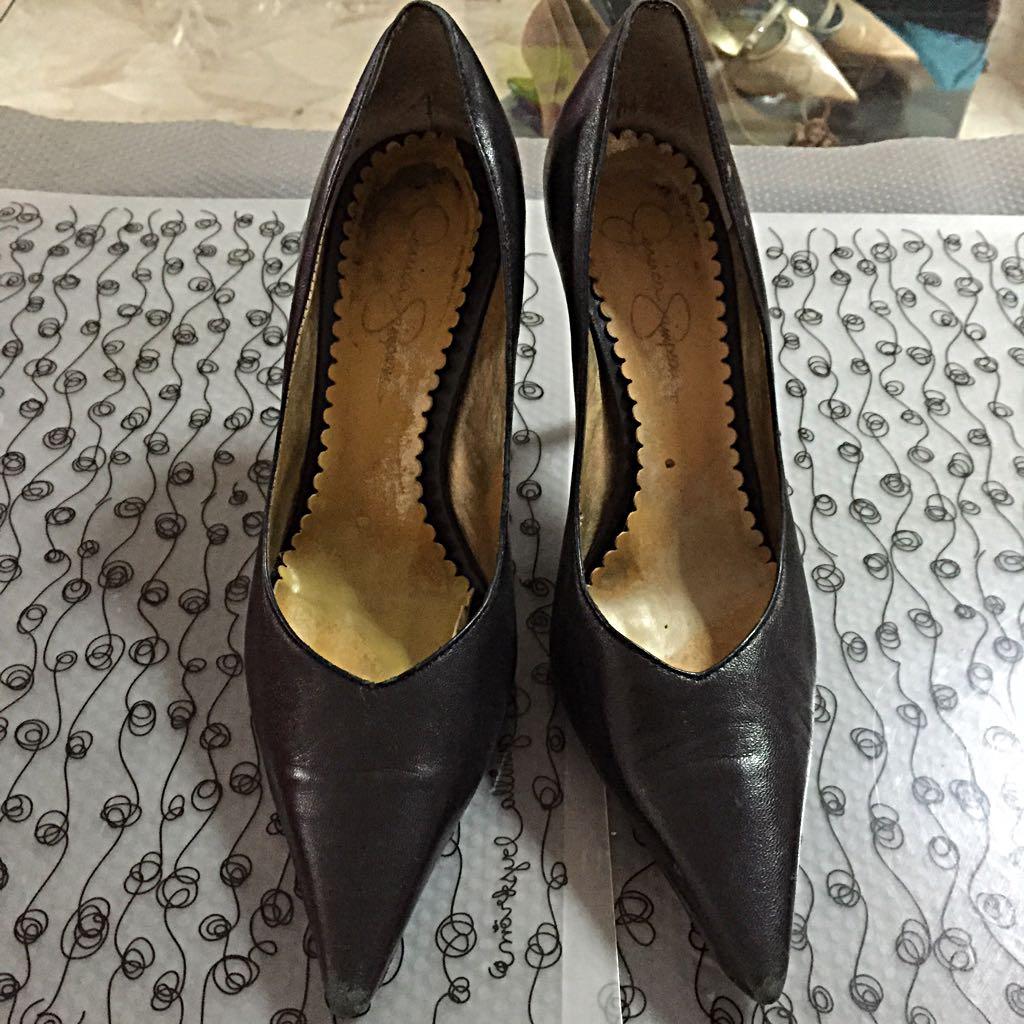 CLEARANCE SALE: Jessica Simpson Black Stilletos Shoes