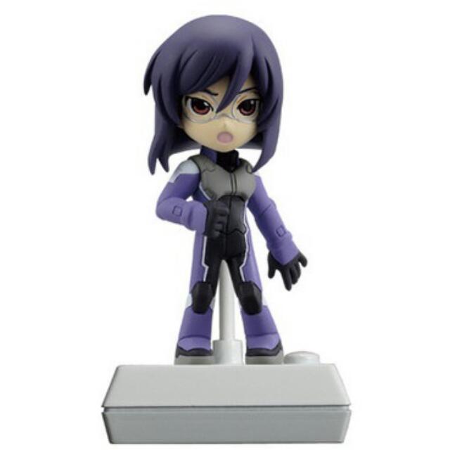 [SOLD] Kidou Senshi Gundam 00 2nd Season Chibi Voice I-doll 2 - Tieria Erde