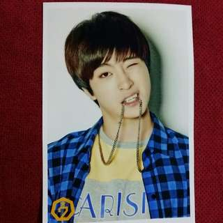 Youngjae Pure Season 2 Photocard ( Official )
