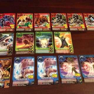 Animal Kaiser Cards