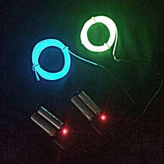 Electro-Luminous Wire