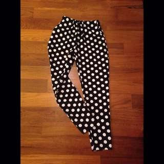 Polka Dots Pyjamas Pants