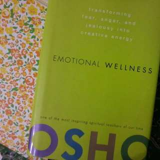 Emotional Wellness By Osho