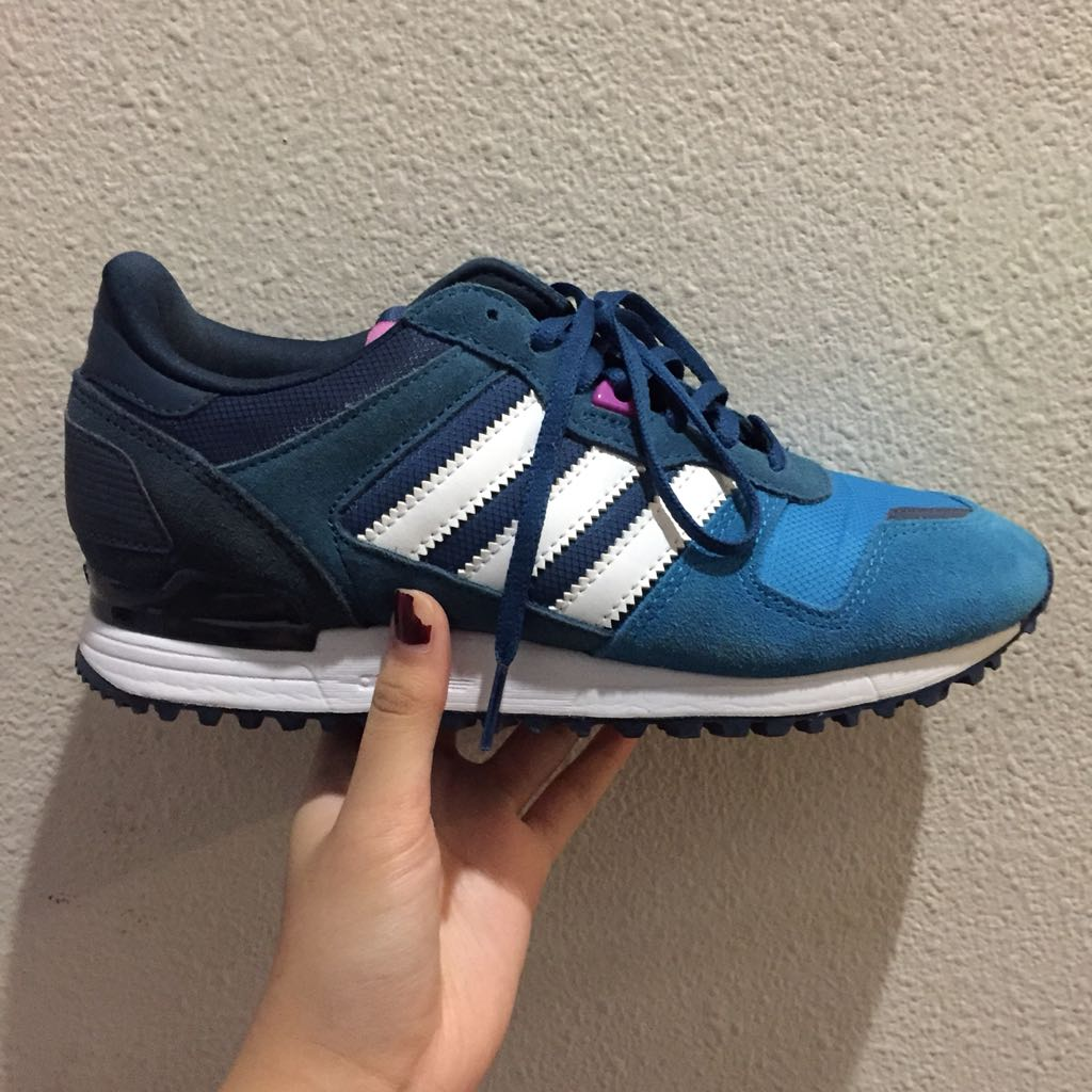 Por nombre argumento Adaptación  adidas originals zx 7 w leather, Women's Fashion on Carousell