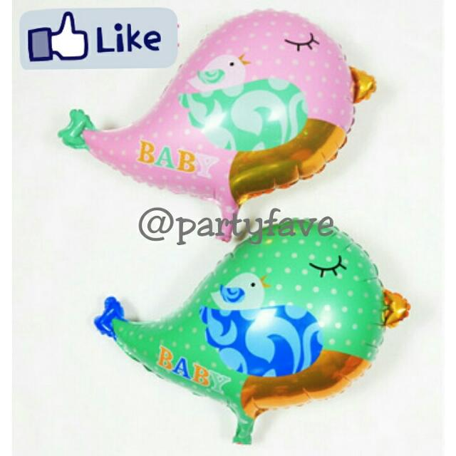 Baby Bird Balloon - Balon Bentuk Burung