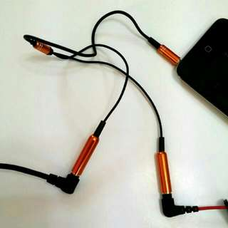 Audio Splitter (2x3.5mm output) [Out Of Stock]