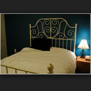 Used LERVEIK IKEA Bedframe