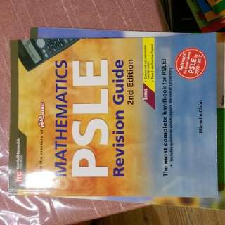 MY PALS ARE HERE PSLE MATHEMATICS REVISION GUIDE 2ND EDITION