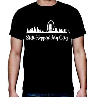 Still Reppin' My City Tee