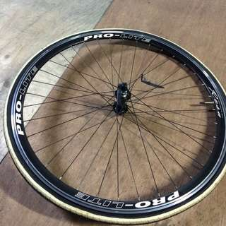 Prolite Rosa Front Road Wheel