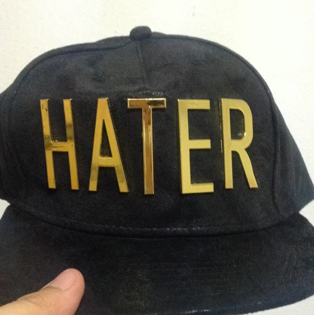 Inspired Hater Cap ( Price Reduced)