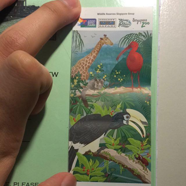 River Safari Ticket