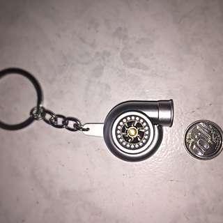 Heavy Duty Turbo Key Chain