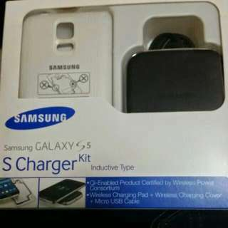 Samsung S5 Charger Kit (Inductive)